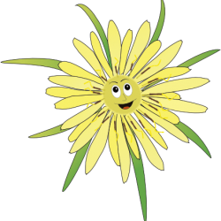 happy-flower-image-from-book