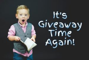 Giveaway Time Again